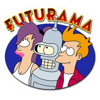 vod tv show futurama
